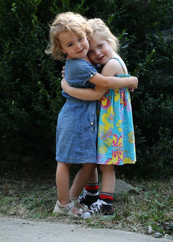 Julcsi és Jana